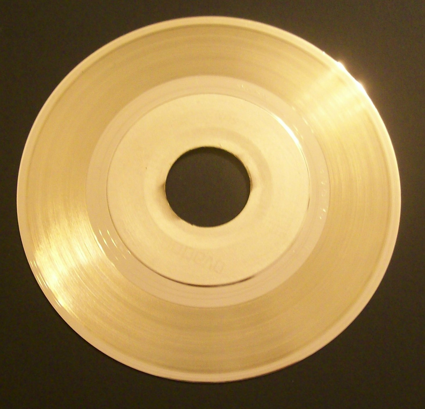 "Image for Gold 45 rpm Record (7"")"