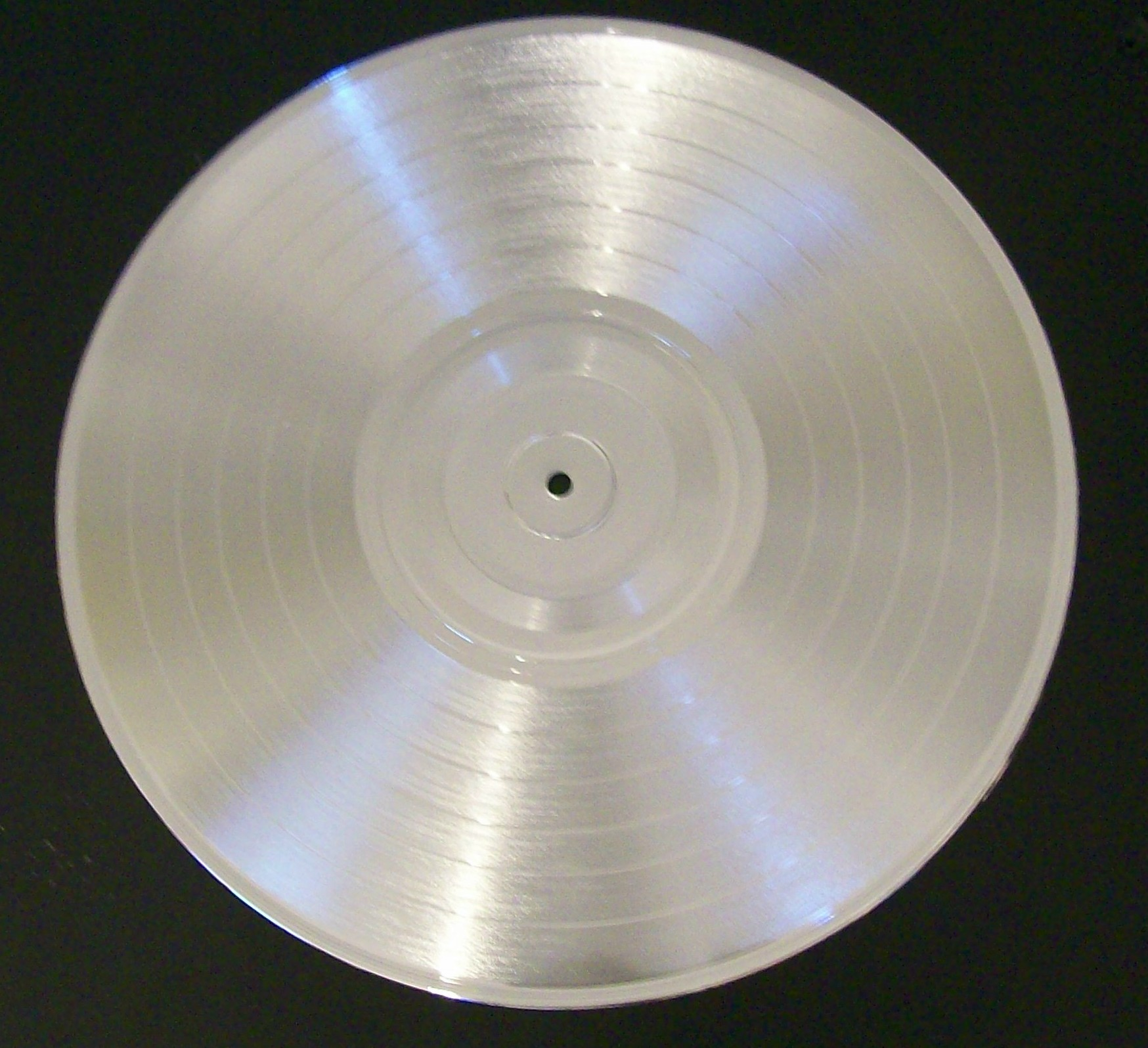 "Image for Platinum LP (12"") Album Record"